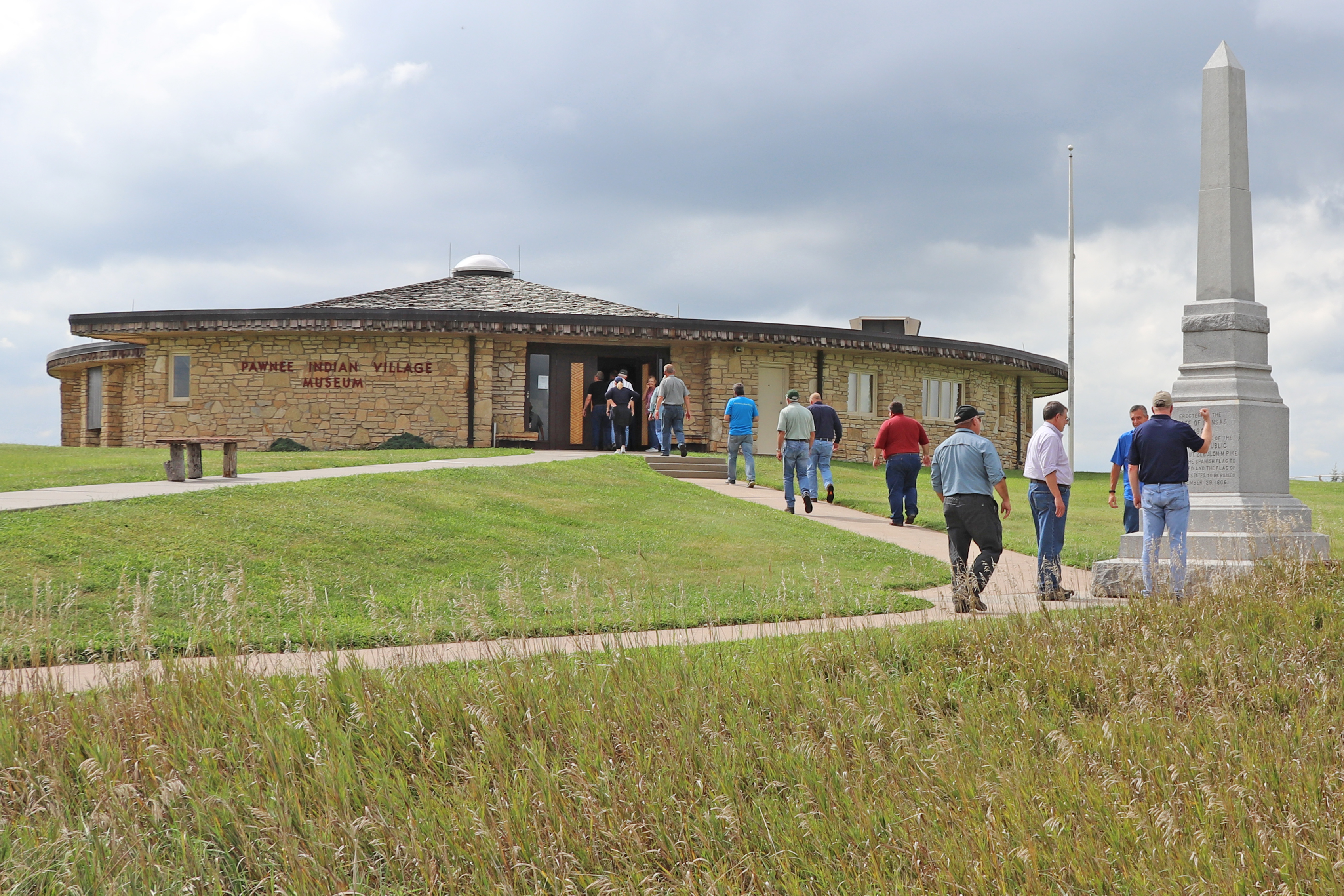 Pawnee Indian Museum State Historic Site.